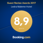 Booking.com Great Review Awards