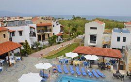 Εξωτερικοί χώροι Ledra maleme